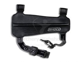 Shocq Armguard Junior Black