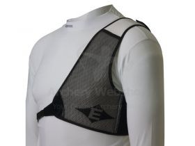 Easton Chestguard Diamond Black