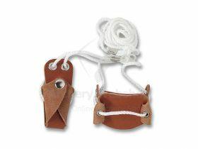 Gompy Stringer Limb-Tip Leather BSP-1