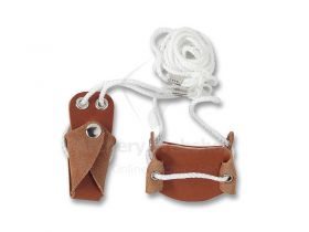 Gompy Stringer Limb-Tip Leather BSP-1