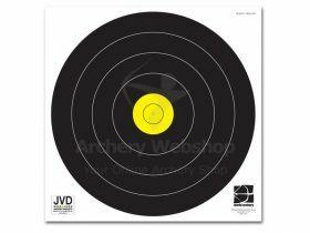 JVD Target Face Field 40 cm Woven Paper
