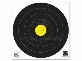 JVD Target Face Field 60 cm Woven Paper