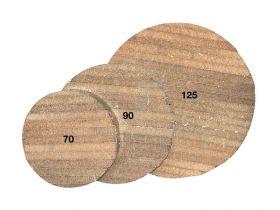JVD Target Strawtec Round 90 x 15 cm