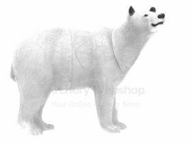 SRT Target 3D Polar Bear