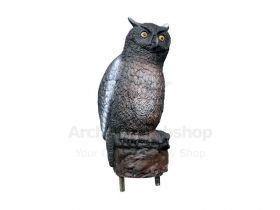Eleven Target 3D Owl