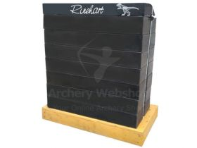 Rinehart Target 3D 30 Inch Brick 7pc Wall