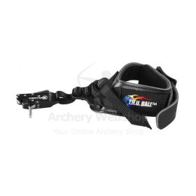 Tru Ball Release Center X-S1 with Buckle Strap Large Black