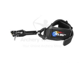 TRU Ball Release Center X-G1 with Buckle Strap Large Black