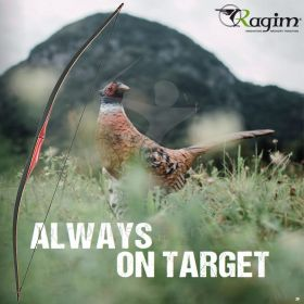 Ragim Longbow Fox 62 Inch