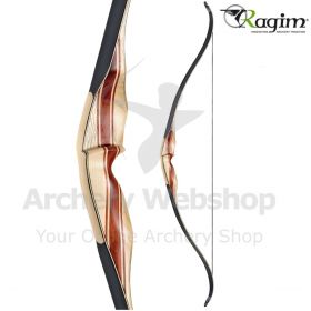 Ragim Fieldbow One Piece Black Panther 58 Inch