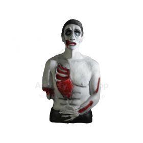Delta McKenzie Target 3D Undead Zombie Fred