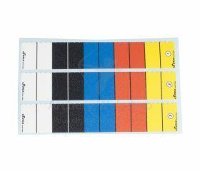 Socx Wraps Target Face 12 Pieces