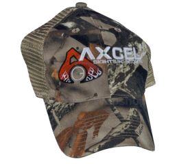 Axcel Hats Mesh Lost Camo