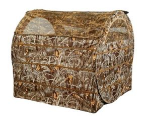 Ameristep Blind Bale Out Duck Commander Max-4