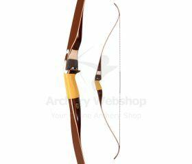 Bear Archery Fieldbow One Piece Kodiak 60 Inch White Maple