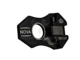 Decut Arrow Rest Recurve Nova Plus RH-LH Black