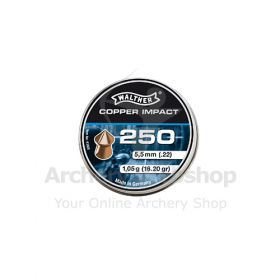Walther Umarex Airgun Pellets 250 Pieces