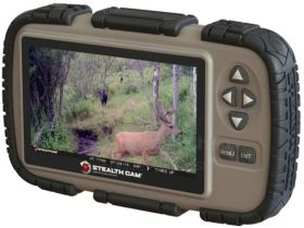 Stealth Cam SD-Card Viewer 4.3 LCD Screen