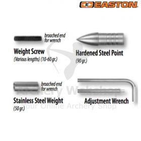 Easton Weight Kit Adjustable Points Superdrive 23