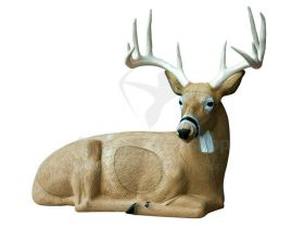 Rinehart Target 3D Bedded Buck