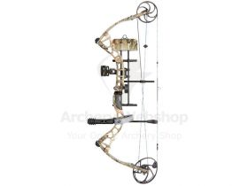 Diamond Compound Bow Package RAK Provider 25.50 to 31.00 Inch 80 Let Off