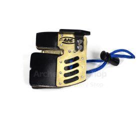 AAE Arizona Tab Elite Cordovan Brass