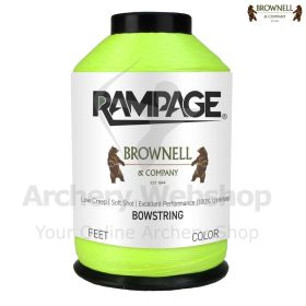 Brownell Bowstring Material Rampage - 2021