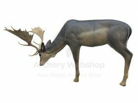 SRT Target 3D Fallow Deer Grazing Melas