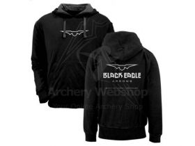 Black Eagle Hoodie Black Eagle Arrows
