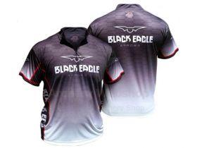 Black Eagle T-Shirt Team Jersey