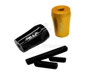 Gillo Universal Adapter 1/4-20 to 5/16-24 or Viceversa