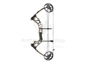 Mission Compound Bow Hammr 2019 16-70 Pound 17-29 Inch 80% Let Off