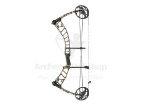 Mission Compound Bow Switch 11-70 Pound 18-30 Inch 80% Let Of