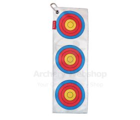Socx Towel Eat Sleep Archery Repeat 3 Spot