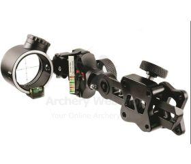 Apex Gear Sight Covert 1 Dot PWR-DOT DB Black