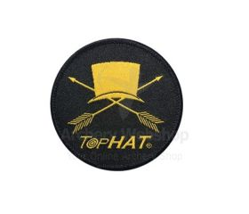 TopHat Patch Iron On