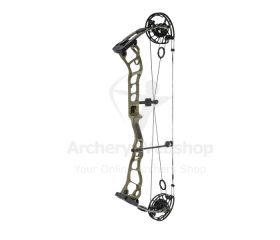 Prime Compound Bow Black 1 With Adjustable Cams 2020
