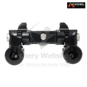Axcel V-Bar Mount TriLock Adjustable with Eyebolt