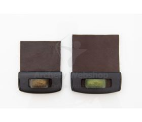 Fairweather Barebow Tab Fabb Pro Plates Set Incl Leather Ex Ring