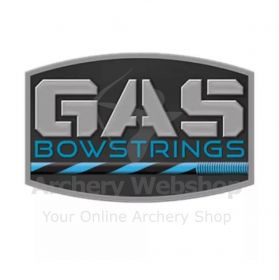GAS Bowstrings Comp String Custom Two Cam Ghost XV