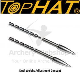TopHat Points DWAC SL Convex 0.167 Inch