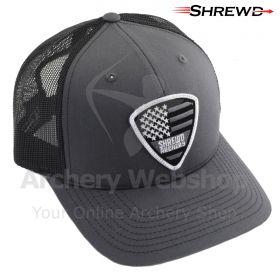 Shrewd Cap USA Emblem