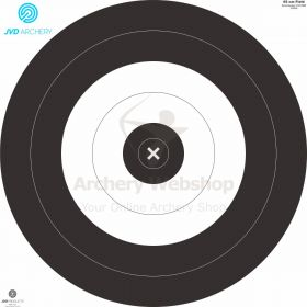 JVD Products Target Faces IFAA Field 65 cm