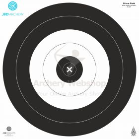 JVD Products Target Faces IFAA Field 50 cm