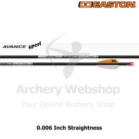 Easton Arrow Avance Sport 2.3 Inch Easton Diamond Vanes 2021 Fabric Fletched
