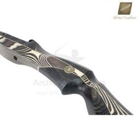 White Feather ILF Handle Woodpecker