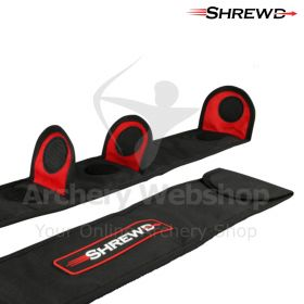Shrewd Stabilizer Bag S-Pack Double 37 Inch and 20 Inch Black