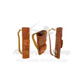 Buck Trail Back Quiver Indian Ambidextrous 52 cm