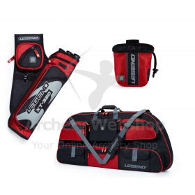 Legend Archery XT Compound Set Quiver Apollo Case and Pouch