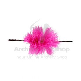 Bearpaw Funny Puff pink